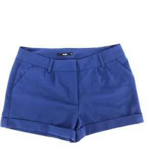 Dark Blue Papaya Shorts Size Medium